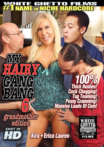 My Hairy Gang Bang #06