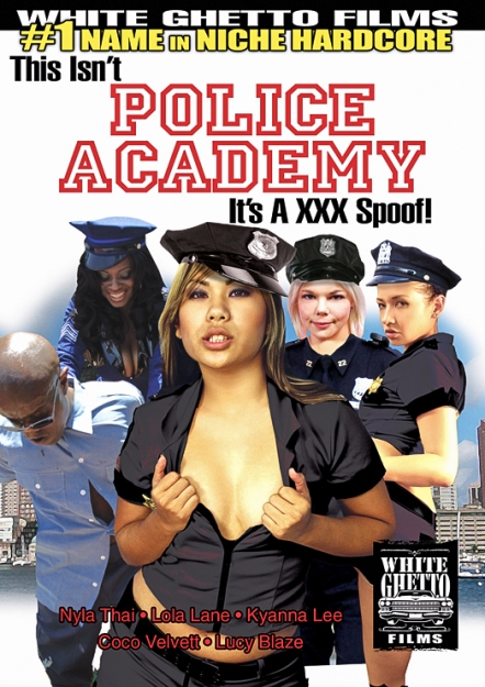 This Isn't Police Academy It's A XXX Spoof!