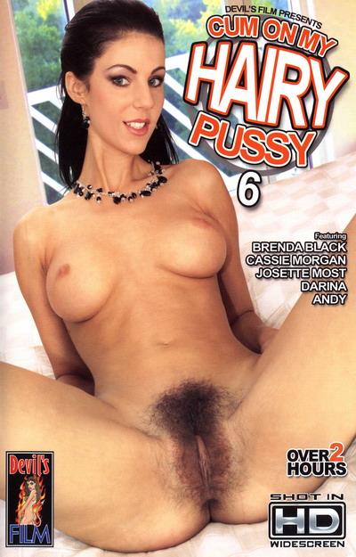 Cum On My Hairy Pussy #06