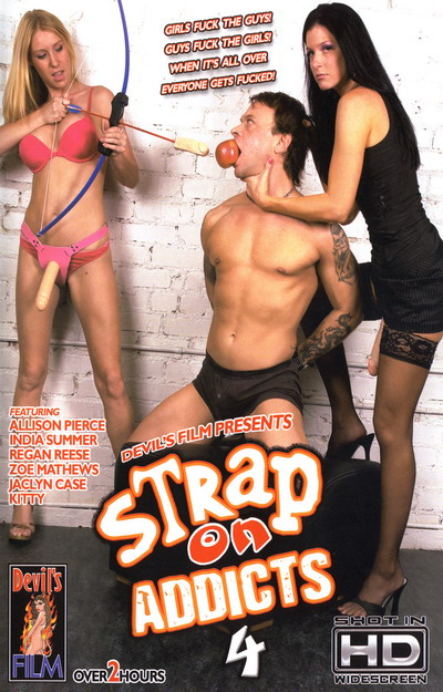 Strap On Addicts #04