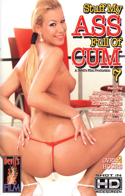 Stuff My Ass Full Of Cum #07