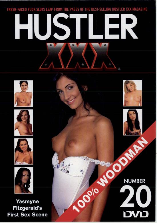 Hustler XXX #20 DVD