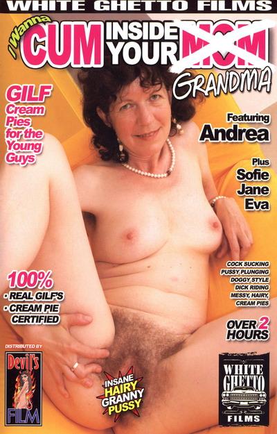 I Wanna Cum Inside Your Grandma