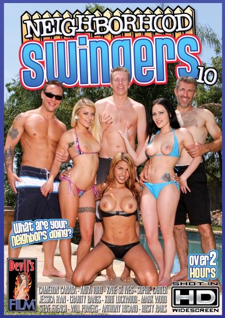 Neighborhood Swingers #10