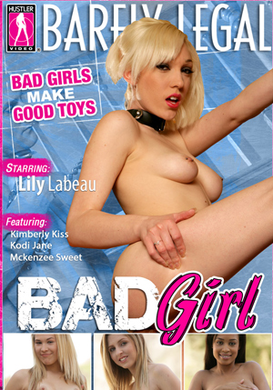 Bad Girl! DVD