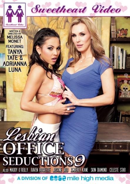 Lesbian Office Seductions #09