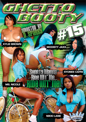 Ghetto Booty #15 DVD