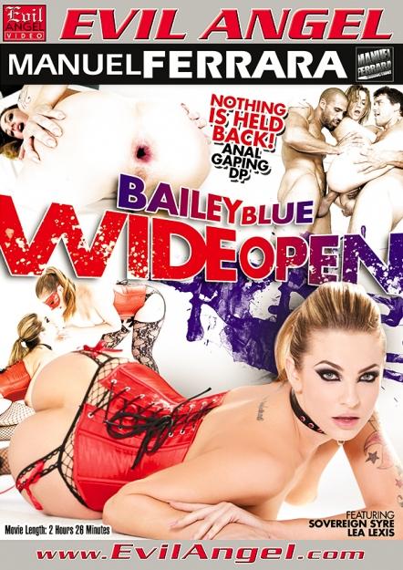 Bailey Blue Wide Open