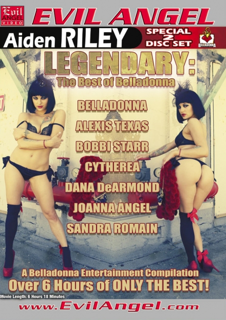 Legendary The Best Of Belladonna