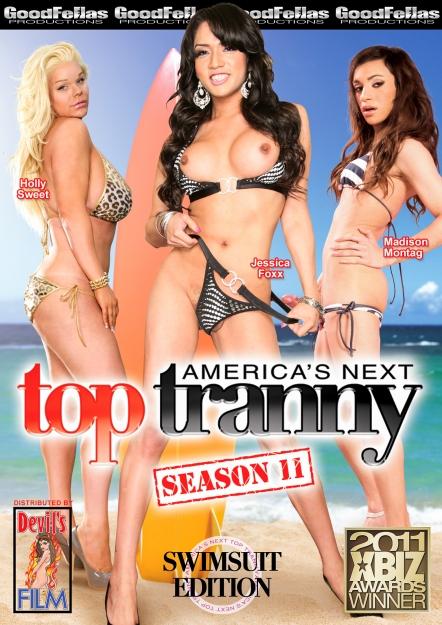 America's Next Top Tranny Season 11 - Swimsuit Edition