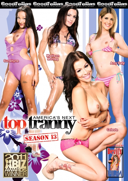 America's Next Top Tranny Season 13