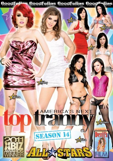 America's Next Top Tranny Season 14 - All Stars 01