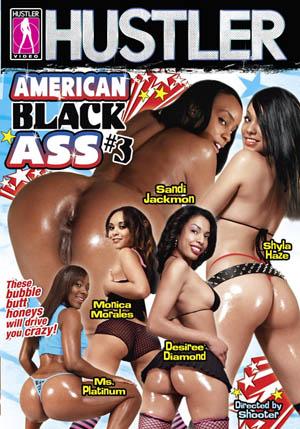 American Black Ass #3 DVD