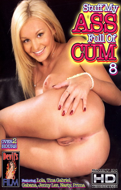 Stuff My Ass Full Of Cum #08