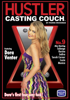 Casting Couch #9 DVD