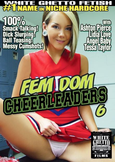 Fem Dom Cheerleaders #06