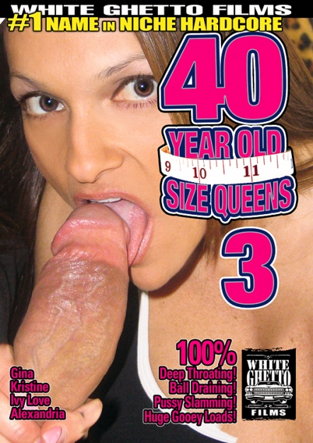 40 Year Old Size Queens #03