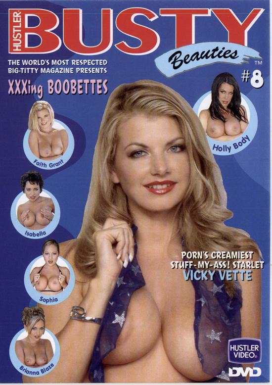 Busty Beauties #8 DVD