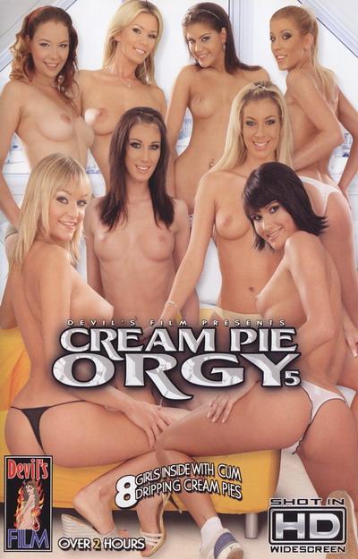 Cream Pie Orgy #05