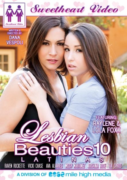 Lesbian Beauties - Latinas #10