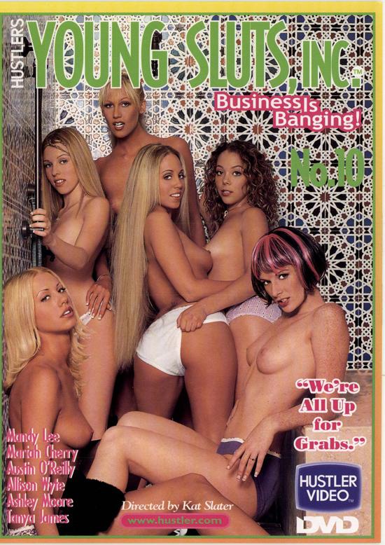 Young Sluts, Inc. #10 DVD