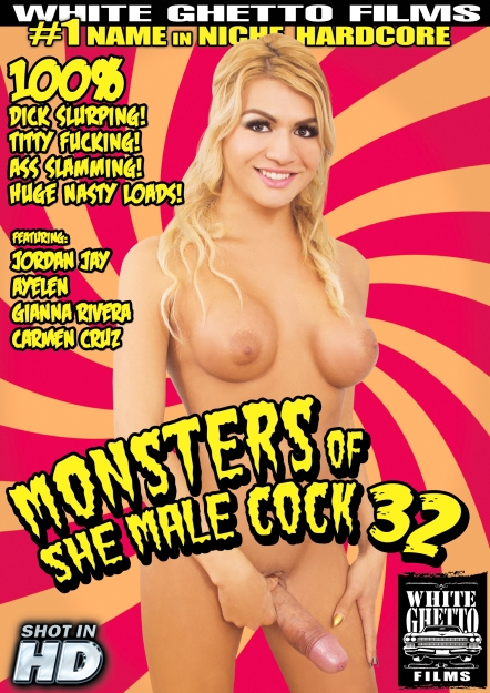 Monsters Of Shemale Cock #32 - Part 01