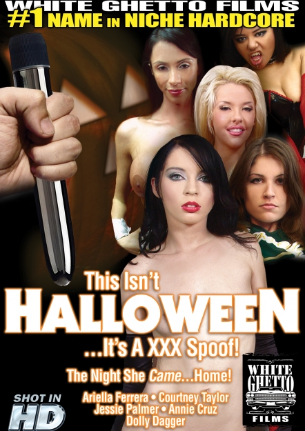 This Isn't Halloween - It's A XXX Spoof!