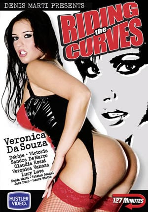 Riding The Curves #1 DVD
