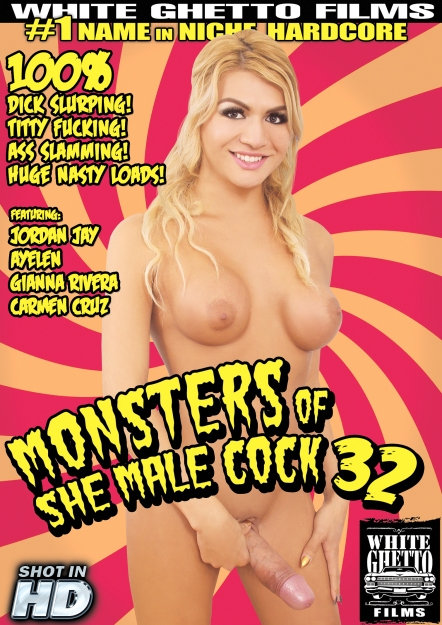Monsters Of Shemale Cock #32 - Part 02