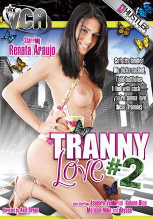 Tranny Love #2 DVD