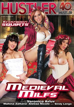 Medieval MILFs DVD