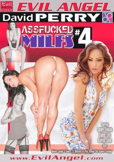 Assfucked MILFs #04