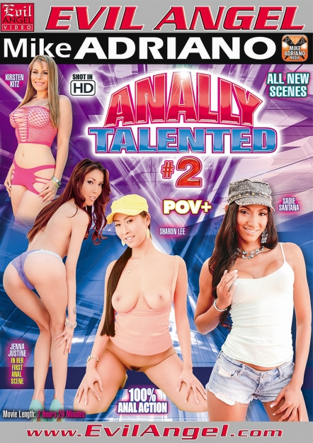 Anally Talented #02