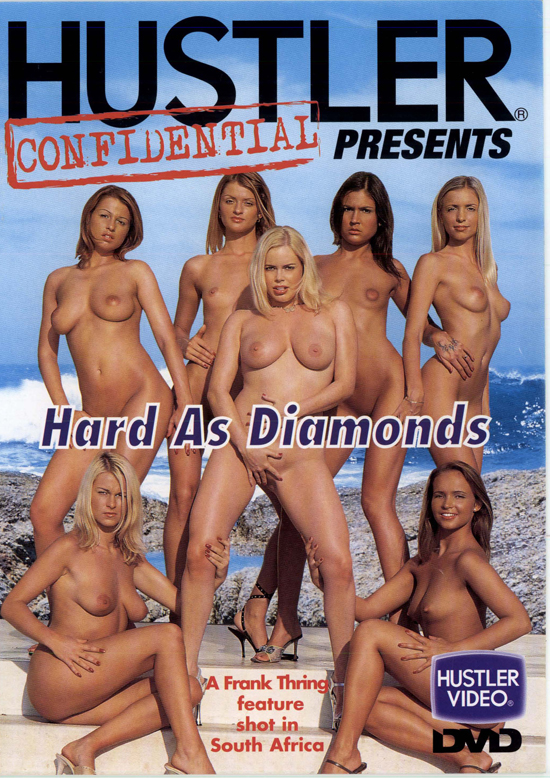 Hustler Confidential #1 DVD