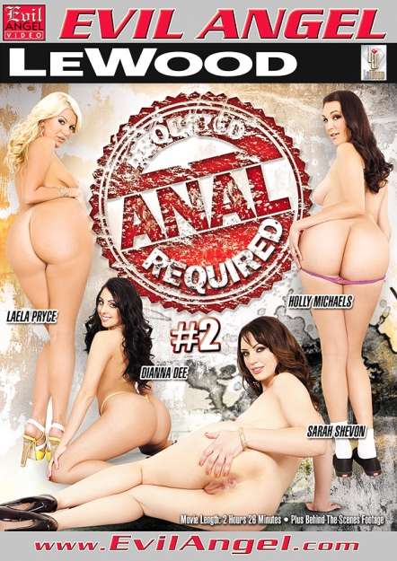 Anal Required #02