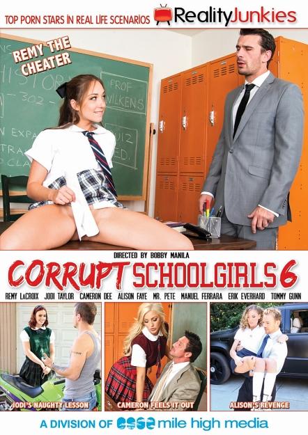 Corrupt Schoolgirls #06