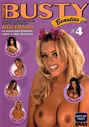 Busty Beauties #4 DVD
