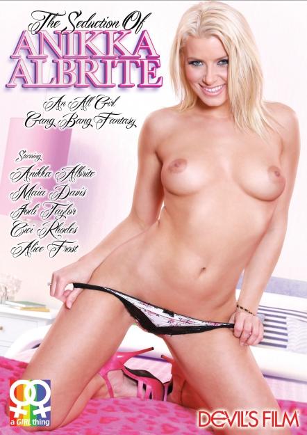 The Seduction Of Anikka Albrite