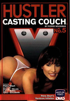 Casting Couch #5 DVD