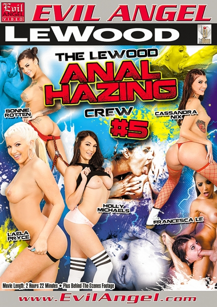 The Le Wood Anal Hazing Crew #05