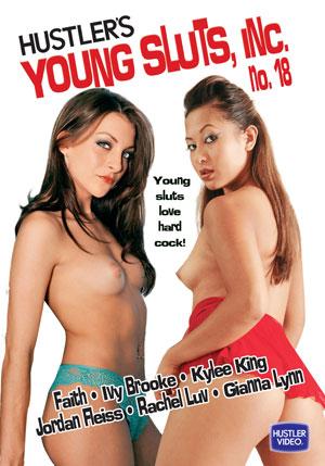 Young Sluts, Inc. #18 DVD