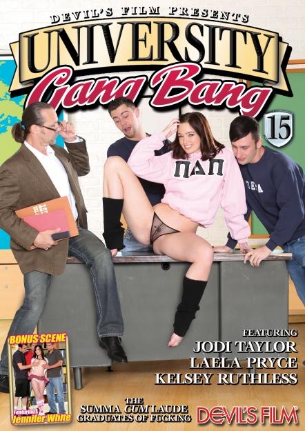 University Gang Bang #15