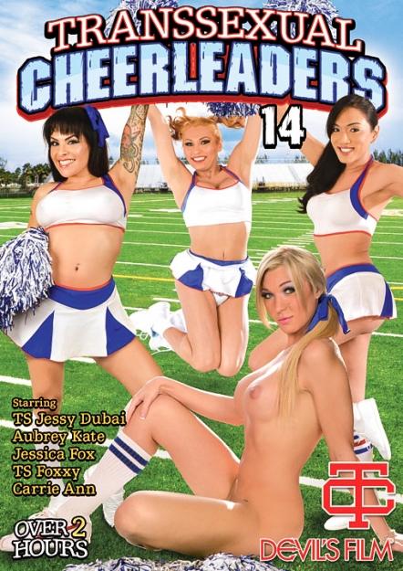 Transsexual Cheerleaders #14