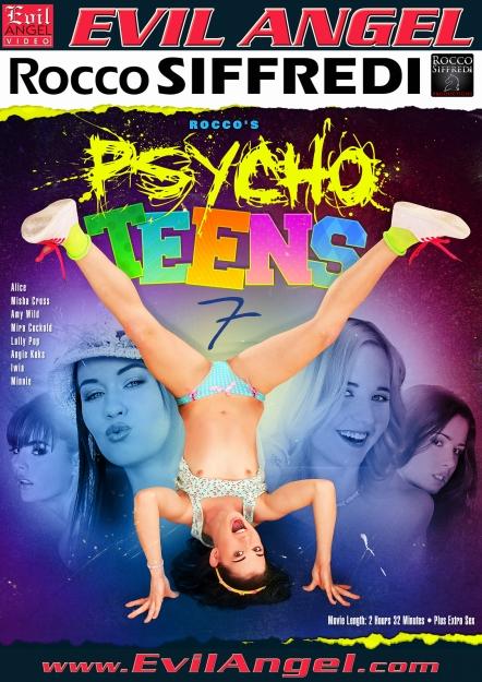 Rocco's Psycho Teens #07 DVD