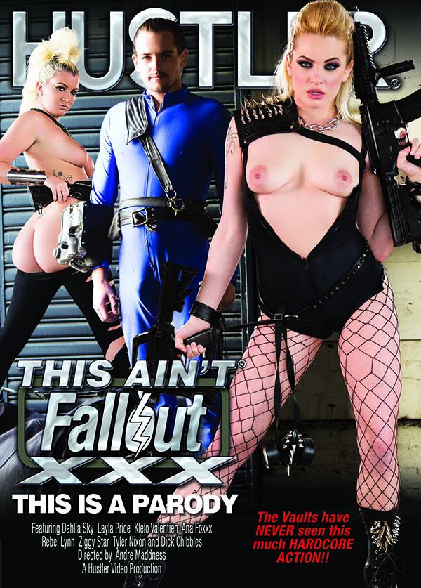 This Ain't Fallout XXX DVD