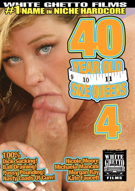 40 Years Old Size Queens #04