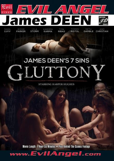James Deen's 7 Sins - GLUTTONY