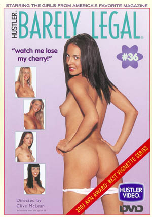 Barely Legal #36 DVD