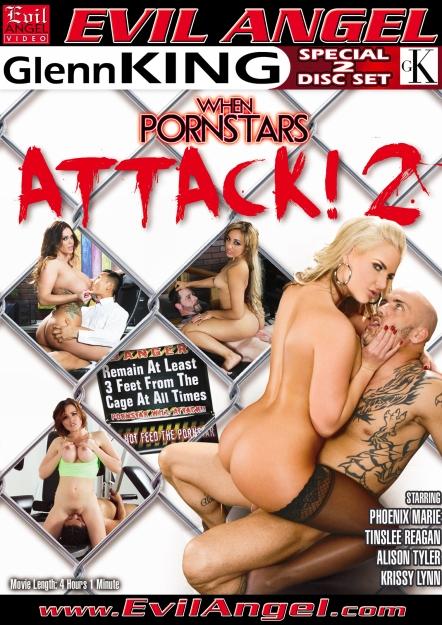 When Porn Stars Attack #02