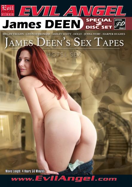 James Deen's Sex Tapes: Hotel Sex